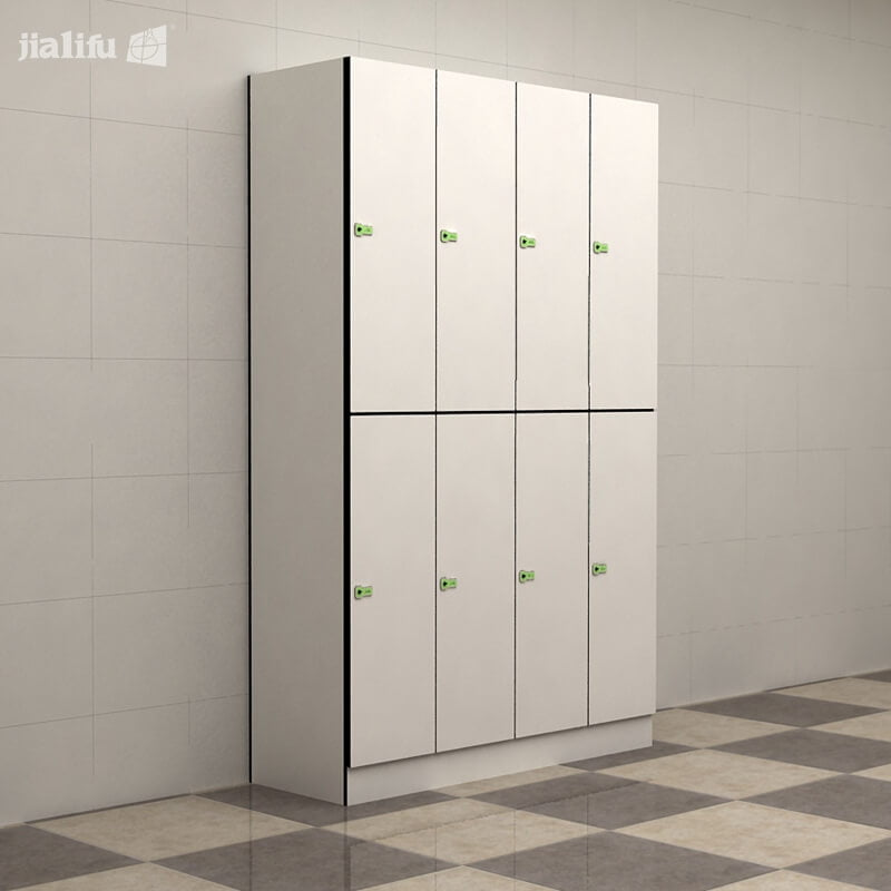 2 Tier Locker
