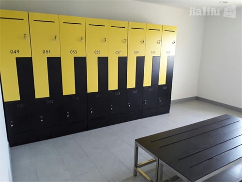 Ittihad Kalba Sport Club Z type Locker