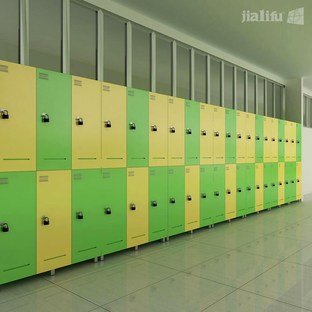 School Storage Locker