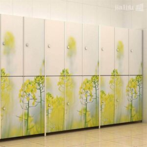 Aluminum Profile Lockers