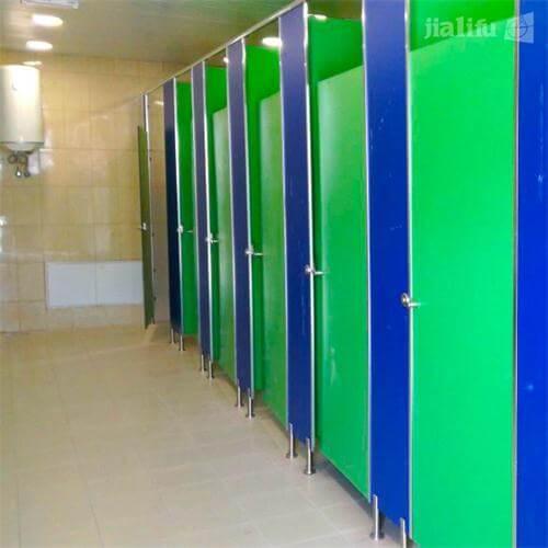 Aqaba Toilet Cubicle