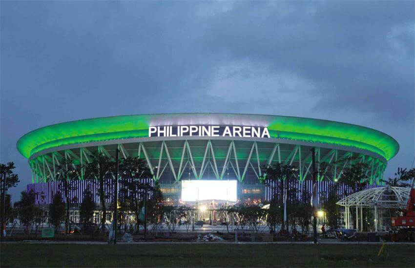 Philippine Arena Jialifu Toilet Partition Projects
