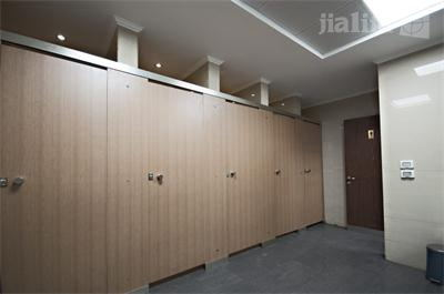 HPL Toilet Toilet Partitions for Egypt Foods