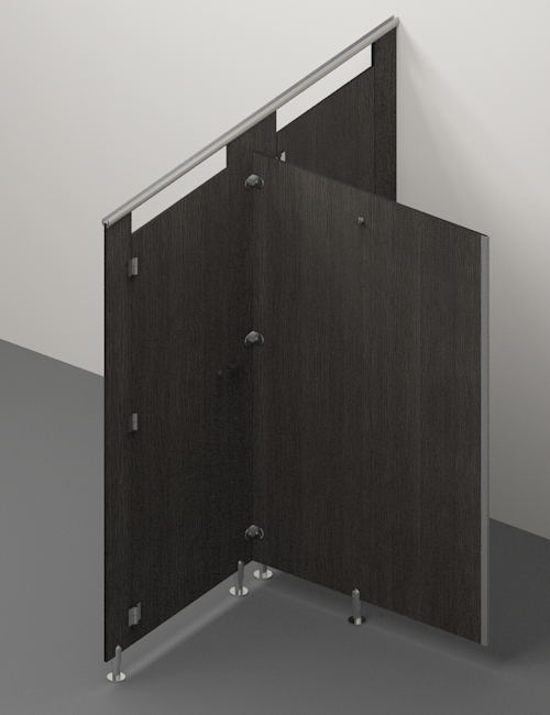 compact laminate toilet cubicle 3